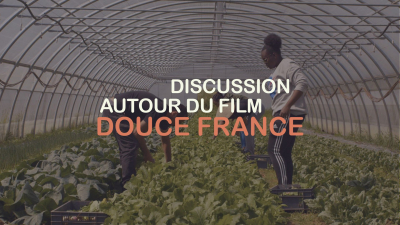 Discussion autour du film Douce France
