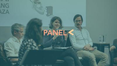 Panel de discussion - Quel est le rôle des villes, des organisations et des citoyens dans la transition écologique?