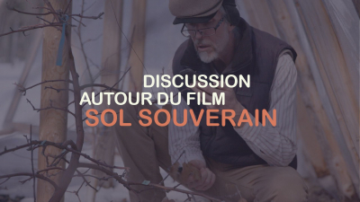 Discussion autour du film Sol souverain