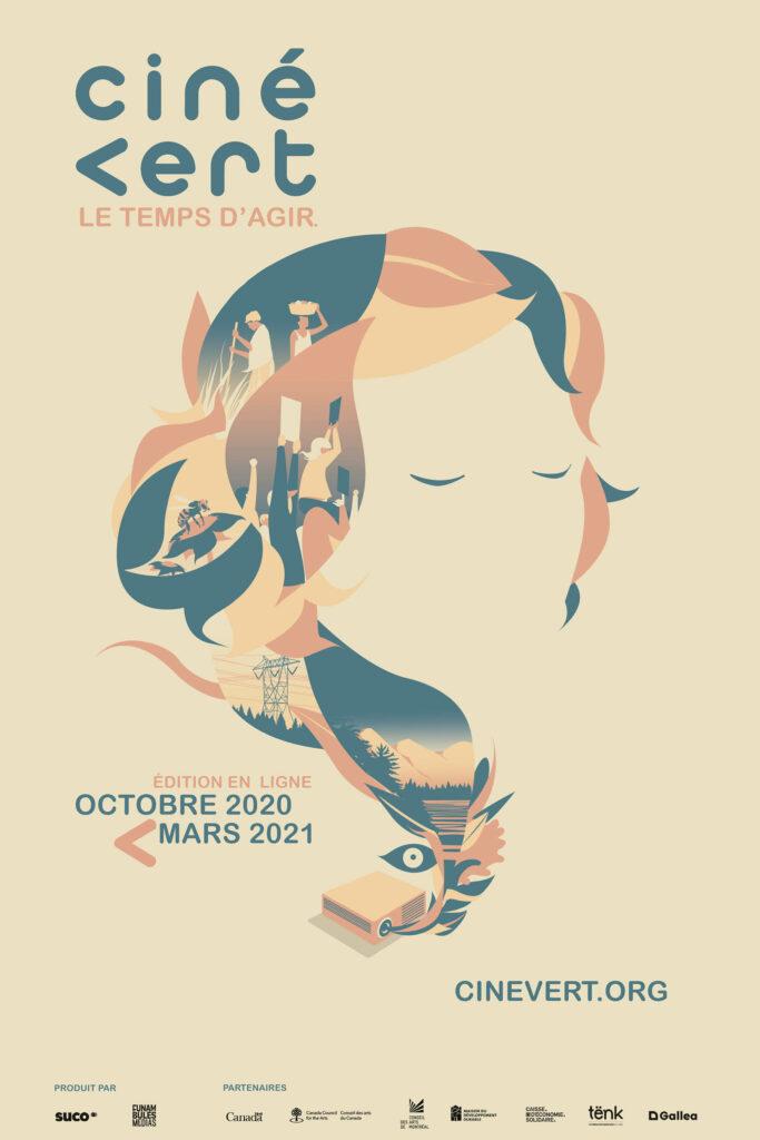 Ciné Vert 2020 - Affiche