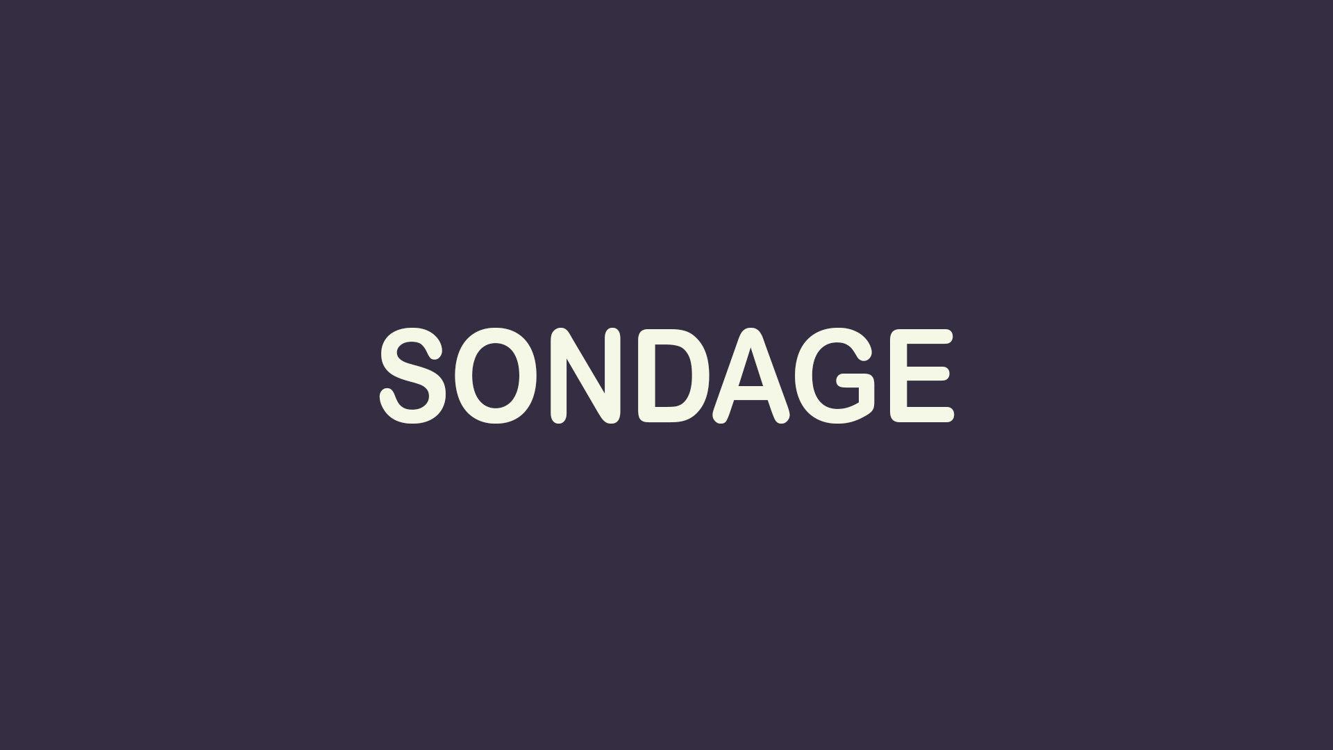 SONDAGE – CINÉ VERT 3E ÉDITION EN LIGNE